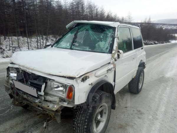 Suzuki Escudo, 1996 год, 80 000 руб.