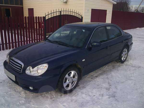 Hyundai Sonata, 2007 год, 435 000 руб.