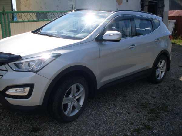 Hyundai Santa Fe, 2012 год, 1 450 000 руб.
