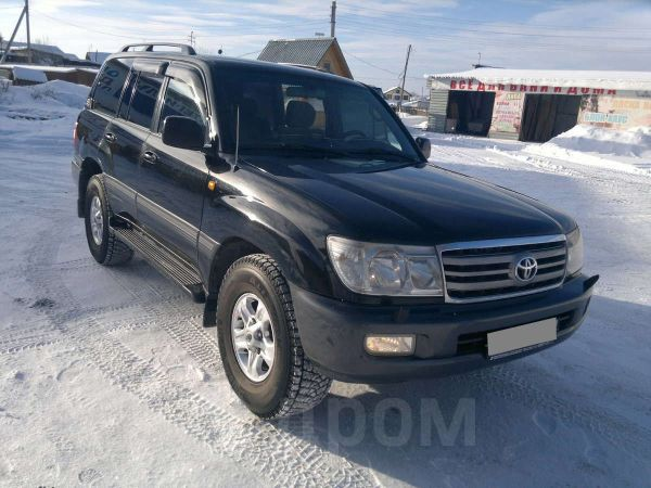 Toyota Land Cruiser, 2006 год, 1 550 000 руб.