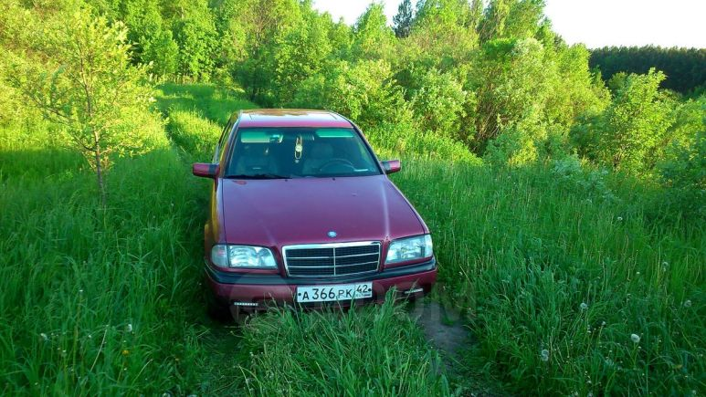 Mercedes-Benz C-Class, 1993 год, 170 000 руб.