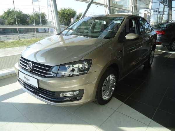 Volkswagen Polo, 2017 год, 792 480 руб.