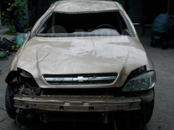 Chevrolet Viva, 2005 год, 85 000 руб.