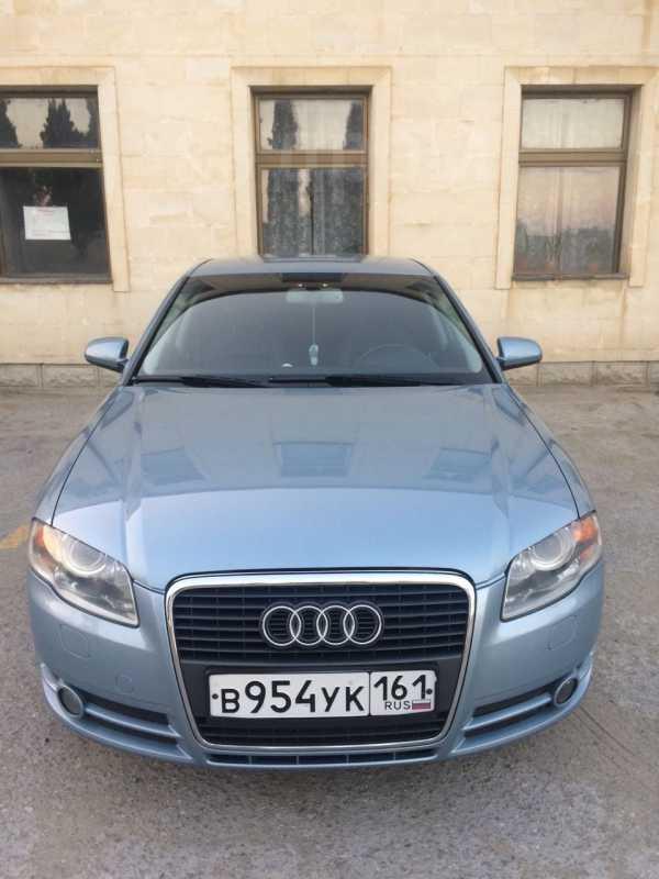 Audi A4, 2007 год, 510 000 руб.