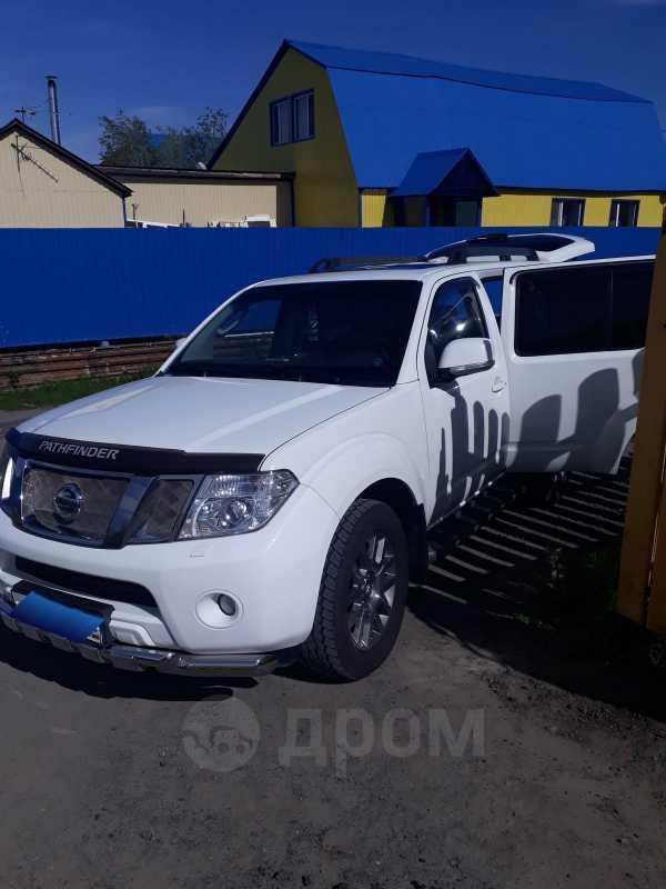 Nissan Pathfinder, 2012 год, 1 430 000 руб.
