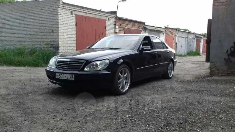 Mercedes-Benz S-Class, 2003 год, 700 000 руб.
