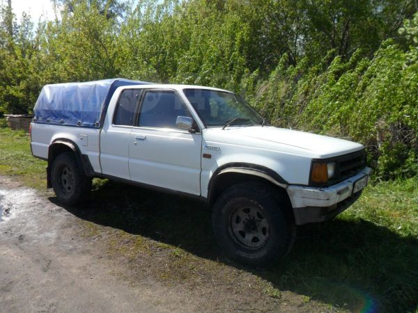 Mazda Proceed, 1989 год, 300 000 руб.