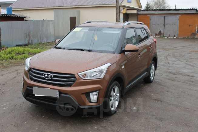 Hyundai Creta, 2016 год, 980 000 руб.