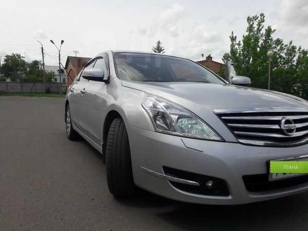 Nissan Teana, 2009 год, 659 000 руб.