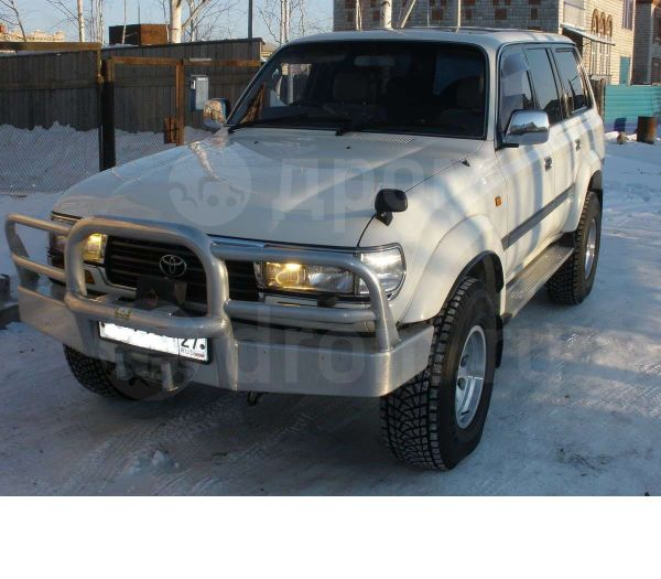 Toyota Land Cruiser, 1997 год, 1 500 000 руб.