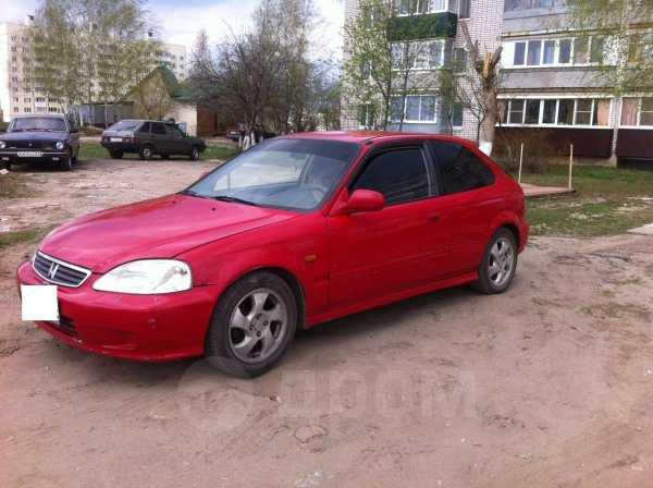 Honda Civic, 2000 год, 165 000 руб.