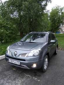 Renault Koleos, 2008 г., Томск
