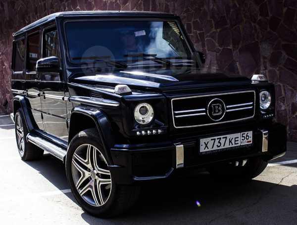 Mercedes-Benz G-Class, 1998 год, 950 000 руб.