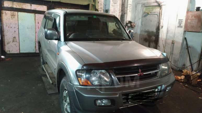 Mitsubishi Pajero, 2000 год, 620 000 руб.