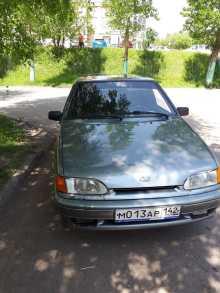 Прокопьевск 2114 Самара 2011