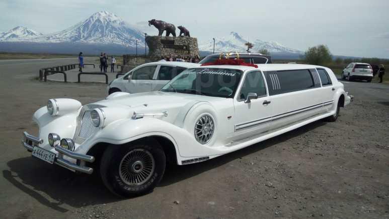 Lincoln Town Car, 1991 год, 650 000 руб.