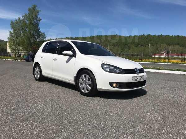 Volkswagen Golf, 2012 год, 525 000 руб.