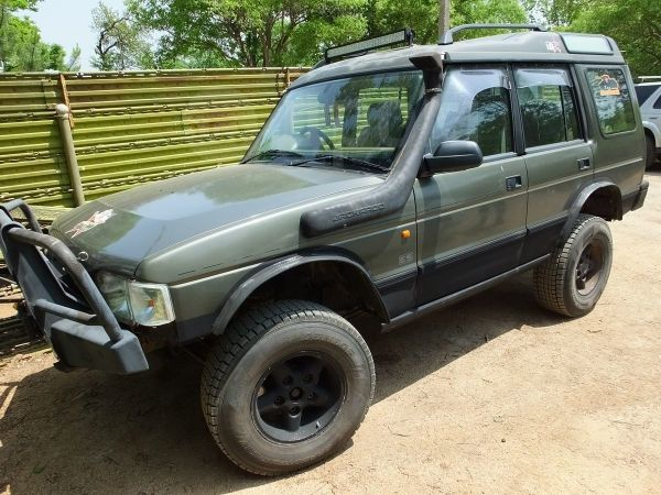 Land Rover Discovery, 1996 год, 460 000 руб.