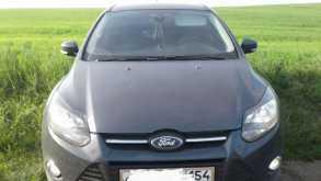 Ford Focus, 2012 г., Новосибирск