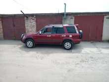 Богучаны CR-V 1998