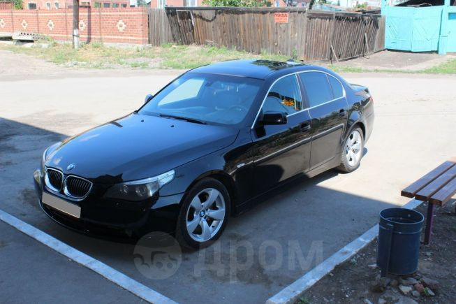 BMW 5-Series, 2006 год, 500 000 руб.