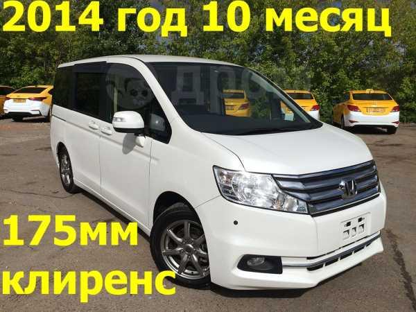 Honda Stepwgn, 2014 год, 1 145 000 руб.