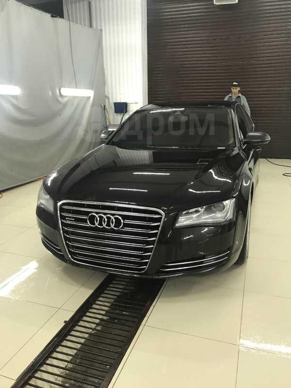 Audi A8, 2010 год, 1 300 000 руб.