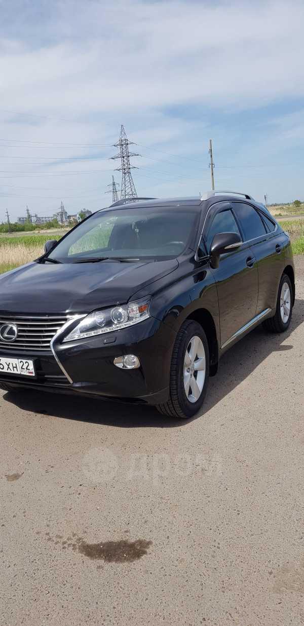 Lexus RX270, 2014 год, 1 940 000 руб.