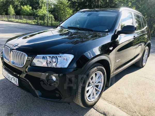 BMW X3, 2012 год, 1 455 000 руб.