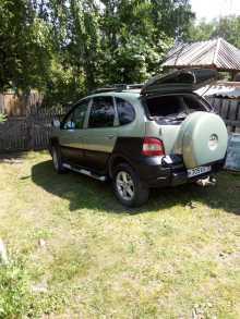 Саяногорск Scenic 2001