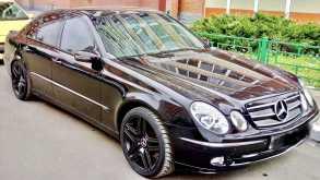 Mercedes-Benz E-класс, 2002 г., Москва