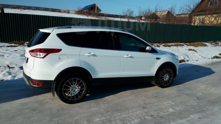 Ford Kuga, 2014 год, 1 099 000 руб.