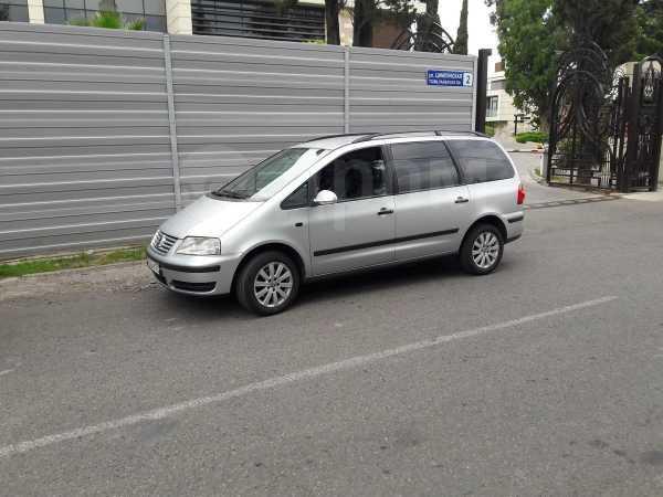 Volkswagen Sharan, 2007 год, 550 000 руб.