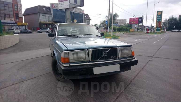 Volvo 240, 1983 год, 80 000 руб.