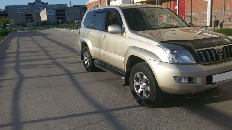 Toyota Land Cruiser Prado, 2008 год, 1 330 000 руб.