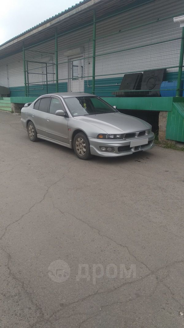 Mitsubishi Galant, 1998 год, 150 000 руб.
