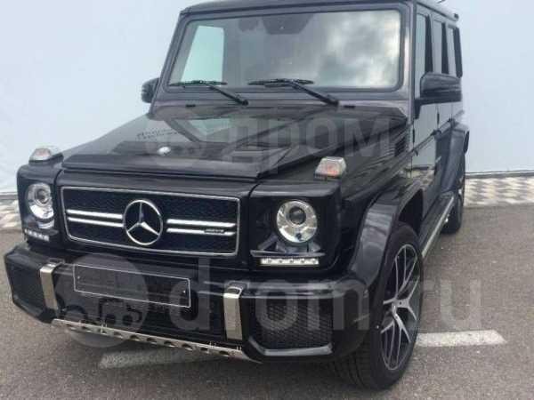 Mercedes-Benz G-Class, 2017 год, 9 999 999 руб.
