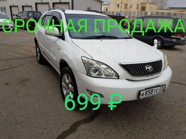 Toyota Harrier, 2003 год, 699 000 руб.