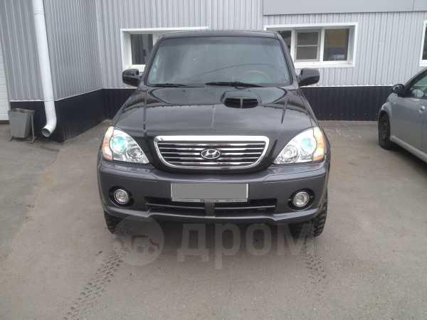 Hyundai Terracan, 2002 год, 470 000 руб.