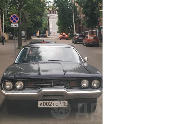 Plymouth Plymouth, 1972 год, 315 000 руб.