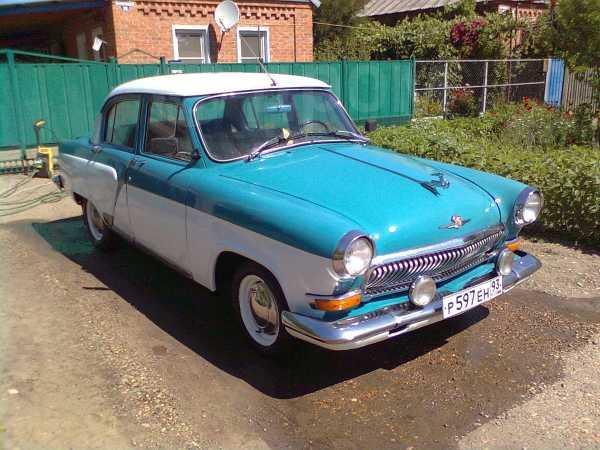 ГАЗ 21 Волга, 1962 год, 650 000 руб.