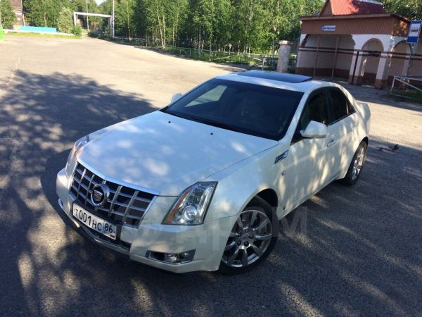Cadillac CTS, 2008 год, 649 999 руб.