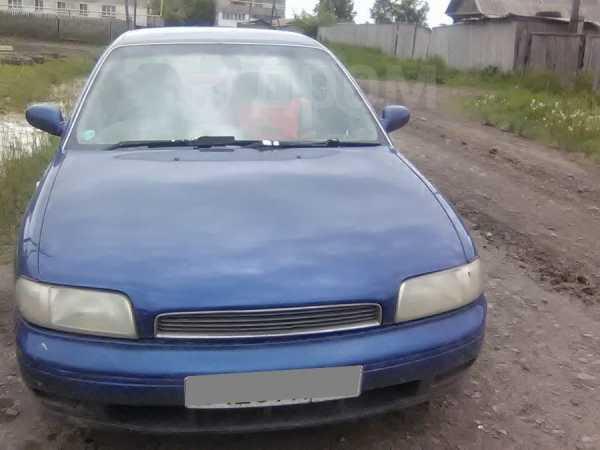 Nissan Bluebird, 1993 год, 55 000 руб.