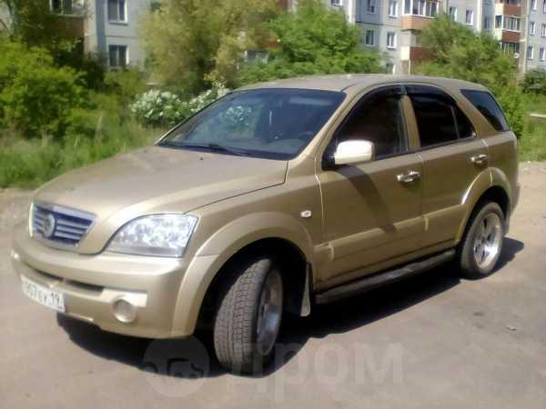 Kia Sorento, 2003 год, 375 000 руб.