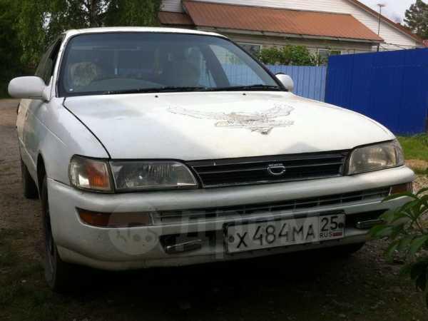 Toyota Corolla, 1992 год, 69 000 руб.