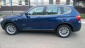 Курган BMW X3 2012