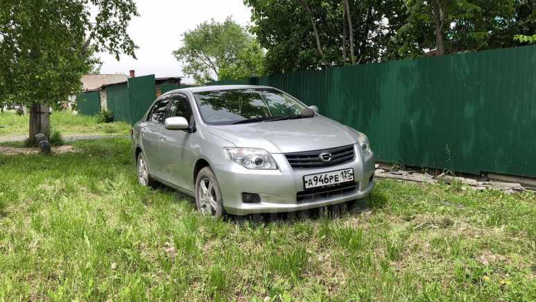 Toyota Corolla Axio, 2009 год, 450 000 руб.