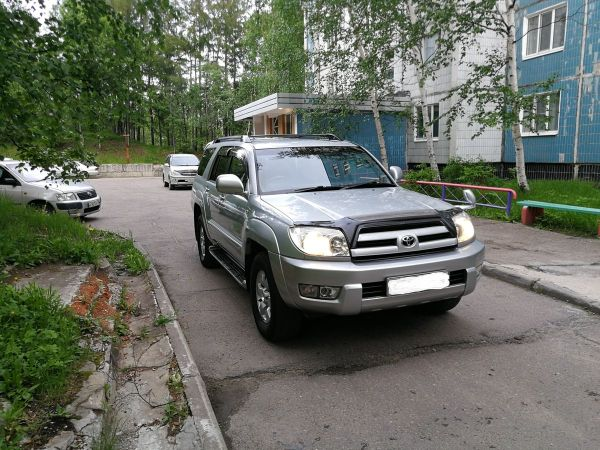 Toyota Hilux Surf, 2003 год, 880 000 руб.