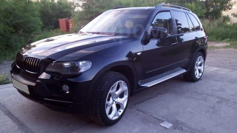 BMW X5, 2007 год, 840 000 руб.