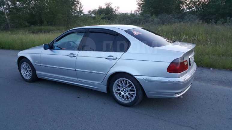 BMW 3-Series, 2001 год, 260 000 руб.